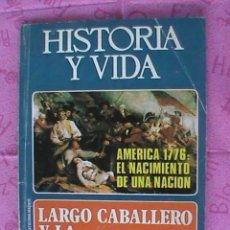 Coleccionismo de Revista Historia y Vida: REVISTA HISTORIA Y VIDA Nº 99. JUNIO 1976. Lote 146492654