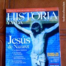 Coleccionismo de Revista Historia y Vida: REVISTA HISTORIA Y VIDA N,415. Lote 153125086