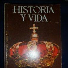 Coleccionismo de Revista Historia y Vida - REVISTA HISTORIA Y VIDA - AÑO IX Nº 94 DE ALFONSO XII A JUAN CARLOS I: TRES MENSAJES - 156637798