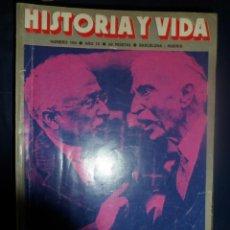 Coleccionismo de Revista Historia y Vida: REVISTA HISTORIA Y VIDA - AÑO IX Nº 104 CATALUÑA Y ESPAÑA: ESTATUTO DE AUTONOMÍA - MAINE. Lote 156638306