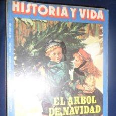 Coleccionismo de Revista Historia y Vida: REVISTA HISTORIA Y VIDA - AÑO X1I Nº 141 EL ÁRBOL DE NAVIDAD - MINIATURISMO MILITAR. Lote 156639570