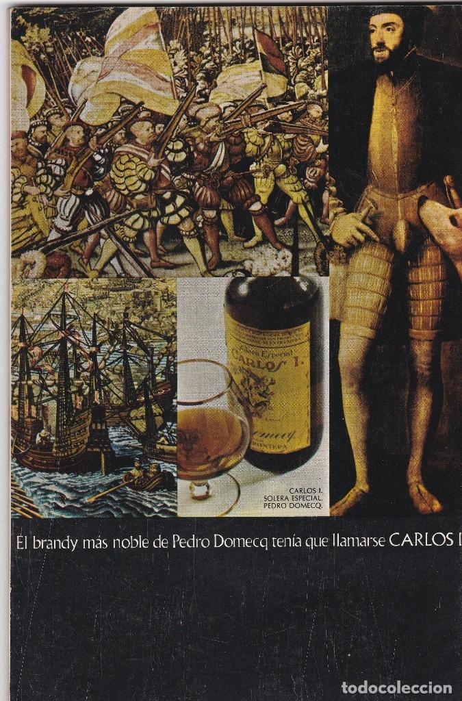 Coleccionismo de Revista Historia y Vida: Revista Historia y vida. 1940 encuentro Hitler Serrano Suñer nº 63 - Foto 2 - 161336634