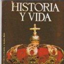 Coleccionismo de Revista Historia y Vida: REVISTA HISTORIA Y VIDA. DE ALFONSO XII A JUAN CARLOS I: TRES MENSAJES PARA UNA CORONA Nº 94. Lote 161336982