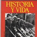 Coleccionismo de Revista Historia y Vida: REVISTA HISTORIA Y VIDA. 1945 LOS NAZIS CAPITULAN Nº 92. Lote 161343982