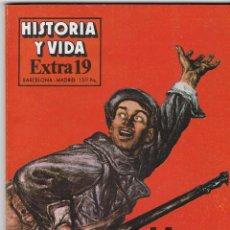 Coleccionismo de Revista Historia y Vida: REVISTA HISTORIA Y VIDA. LA PRIMERA GUERRA MUNDIAL Nº EXTRA 19. Lote 161358058