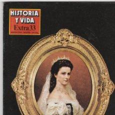 Coleccionismo de Revista Historia y Vida: REVISTA HISTORIA Y VIDA. VIENA. Nº EXTRA 33. Lote 161358766