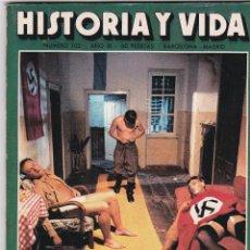 Coleccionismo de Revista Historia y Vida: REVISTA HISTORIA Y VIDA. LA NOCHE DE LOS CUCHILLOS LARGOS Nº 102. Lote 161534274