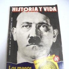 Coleccionismo de Revista Historia y Vida: REVISTA. HISTORIA Y VIDA. Nº 115 / OCTUBRE 1977. LOS MAGOS QUE ENGAÑARON A HITLER. VER. Lote 165307590