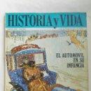 Coleccionismo de Revista Historia y Vida: REVISTA HISTORIA Y VIDA AÑO III N 30 EL AUTOMÓVIL REPUBLICANOS. Lote 167179832