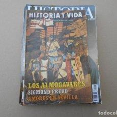 Coleccionismo de Revista Historia y Vida: HISTORIA Y VIDA --. Lote 167587928
