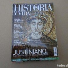 Coleccionismo de Revista Historia y Vida: HISTORIA Y VIDA. Lote 167588408