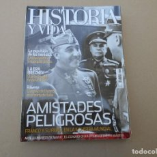 Coleccionismo de Revista Historia y Vida: HISTORIA Y VIDA. Lote 167590380