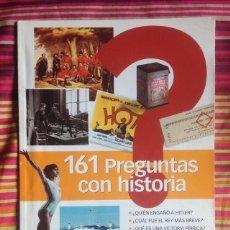 Coleccionismo de Revista Historia y Vida: HISTORIA Y VIDA - 161 PREGUNTAS CON HISTORIA. Lote 48679123