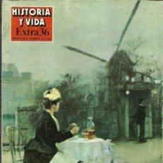 Coleccionismo de Revista Historia y Vida: REVISTA HISTORIA Y VIDA EXTRA 36 PARIS. Lote 168512956