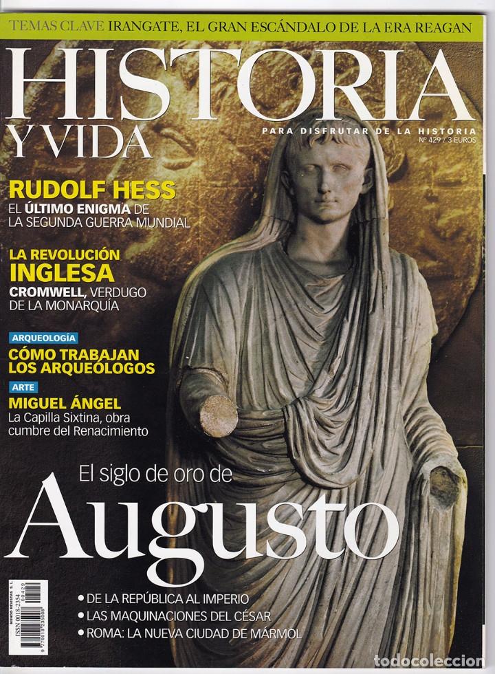 HISTORIA Y VIDA Nº 429 (Coleccionismo - Revistas y Periódicos Modernos (a partir de 1.940) - Revista Historia y Vida)