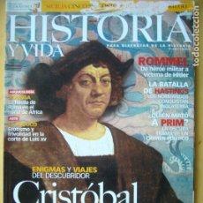 Coleccionismo de Revista Historia y Vida: HISTORIA Y VIDA Nº 440. Lote 172614750