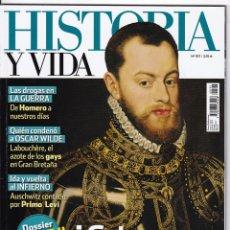 Coleccionismo de Revista Historia y Vida: HISTORIA Y VIDA Nº 597. Lote 173631649