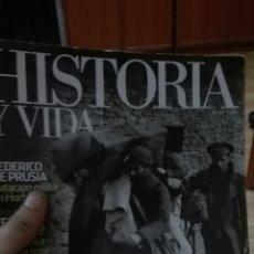 Coleccionismo de Revista Historia y Vida: HISTORIA Y VIDA N553. Lote 178319142