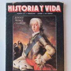 Coleccionismo de Revista Historia y Vida: HISTORIA Y VIDA / EL MAL DE OJO - EL NILO - VIKINGOS EN ESPAÑA. Lote 179059121