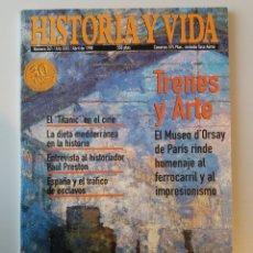 Coleccionismo de Revista Historia y Vida: CLIO HISTORIA AÑO 8 Nº 90. Lote 179099665
