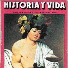 Coleccionismo de Revista Historia y Vida: == H03 - TIEMPO DE HISTORIA Nº 105. Lote 179384527