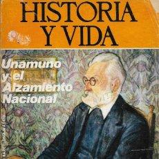 Coleccionismo de Revista Historia y Vida: == H05 - TIEMPO DE HISTORIA Nº 76. Lote 179385258
