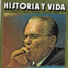 Coleccionismo de Revista Historia y Vida: == H07 - TIEMPO DE HISTORIA Nº 101. Lote 179386917