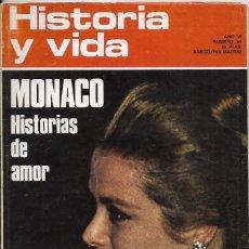 Coleccionismo de Revista Historia y Vida: == H08 - TIEMPO DE HISTORIA Nº 65. Lote 179387932