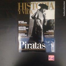 Coleccionismo de Revista Historia y Vida: REVISTA DE HISTORIA Y VIDA. Lote 182483890