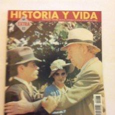 Coleccionismo de Revista Historia y Vida: HISTORIA Y VIDA - EXTRA Nº. 83 - UN SIGLO DE CINE ESPAÑOL -NUEVO. Lote 182595527