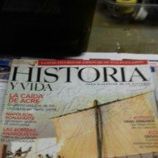 Coleccionismo de Revista Historia y Vida: HISTORIA Y VIDA. 444. FENICIOS. Lote 183585166