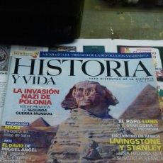 Coleccionismo de Revista Historia y Vida: HISTORIA Y VIDA. 438. PIRAMIDES. Lote 183585260