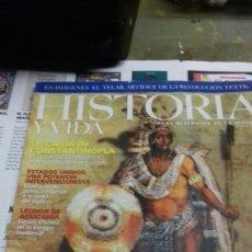 Coleccionismo de Revista Historia y Vida: HISTORIA Y VIDA. 416. AZTECAS. Lote 183585365