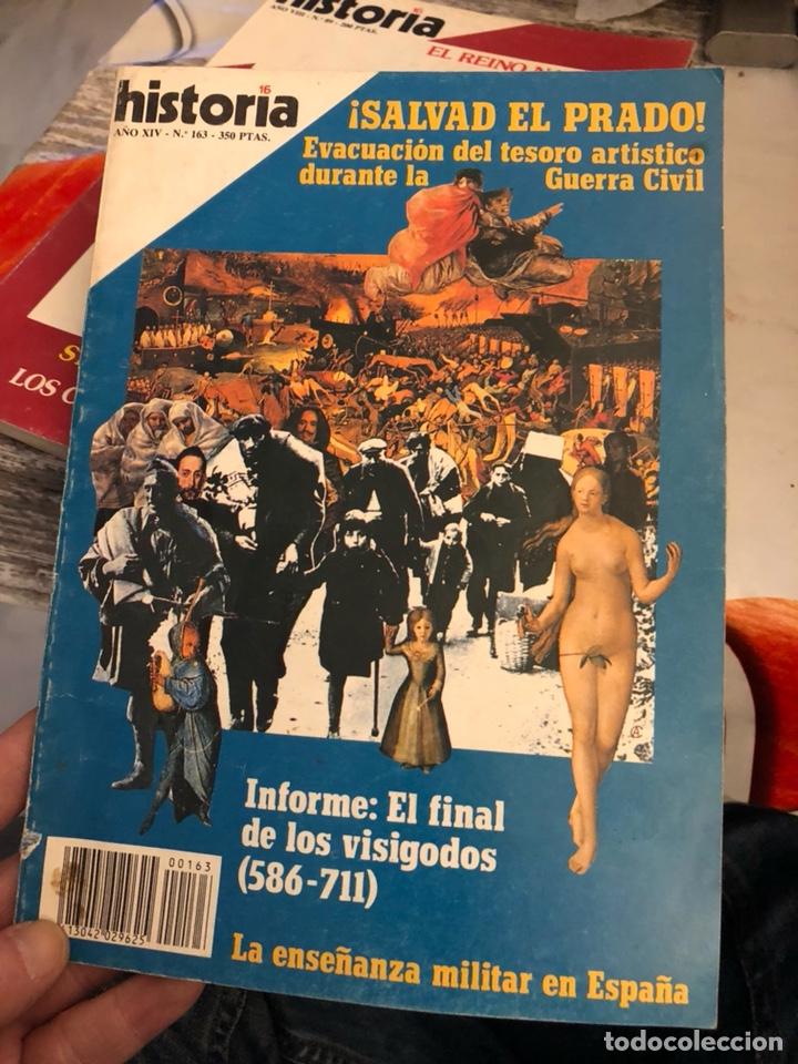 Coleccionismo de Revista Historia y Vida: Lote de revistas historia y 2 extras de historia y vida , 10 en total - Foto 8 - 189590660