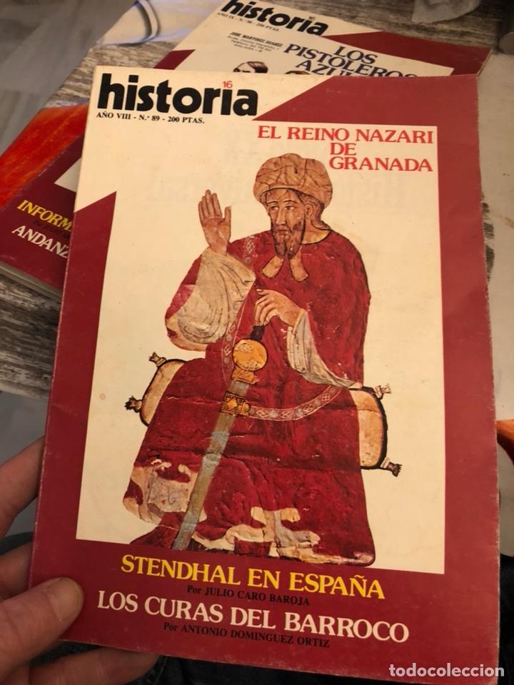 Coleccionismo de Revista Historia y Vida: Lote de revistas historia y 2 extras de historia y vida , 10 en total - Foto 9 - 189590660