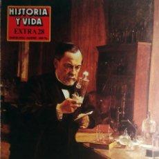 Coleccionismo de Revista Historia y Vida: REVISTA HISTORIA Y VIDA, EXTRA Nº 28 (1983). SABIOS E INVENTORES. Lote 191342032