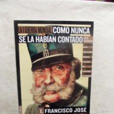 Coleccionismo de Revista Historia y Vida: REVISTA LA I GUERRA MUNDIAL COMO NUNCA SE LA HABIAN CONTADO ( 6 DIFERENTES ) NUMEROS 1-3-4-5-6 Y 8. Lote 191820086