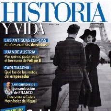Coleccionismo de Revista Historia y Vida: HISTORIA Y VIDA, Nº 614. Lote 192664721