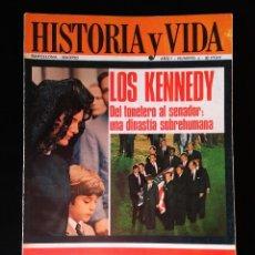 Collectionnisme de Magazine Historia y Vida: HISTORIA Y VIDA Nº 4   JULIO 1968   GACETA ILUSTRADA 1968. Lote 198128431