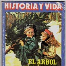 Coleccionismo de Revista Historia y Vida: HISTORIA Y VIDA - Nº 141 / DICIEMBRE 1979 - HISTORIA DEL HOMOSAPIENS. Lote 200608871