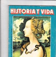 Coleccionismo de Revista Historia y Vida: HISTORIA Y VIDA 120 ASESINATO EN EL DUOMO. PRAGA 1948. SUPLICIO DE EMPALAMIENTO.. Lote 200617453