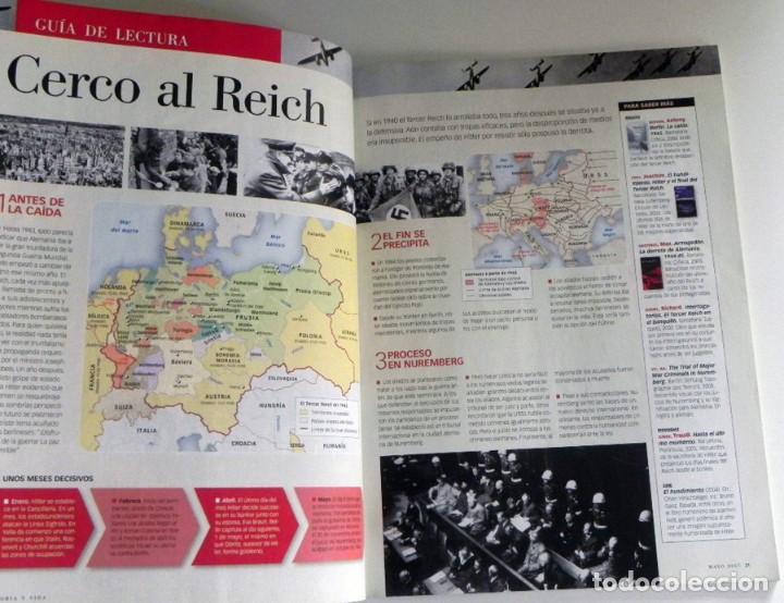 Coleccionismo de Revista Historia y Vida: REVISTA HISTORIA Y VIDA 470 LA CAÍDA DEL TERCER REICH ESPAÑOLES EN VIETNAM ZAR QUE VENCIÓ A NAPOLEÓN - Foto 3 - 200723917