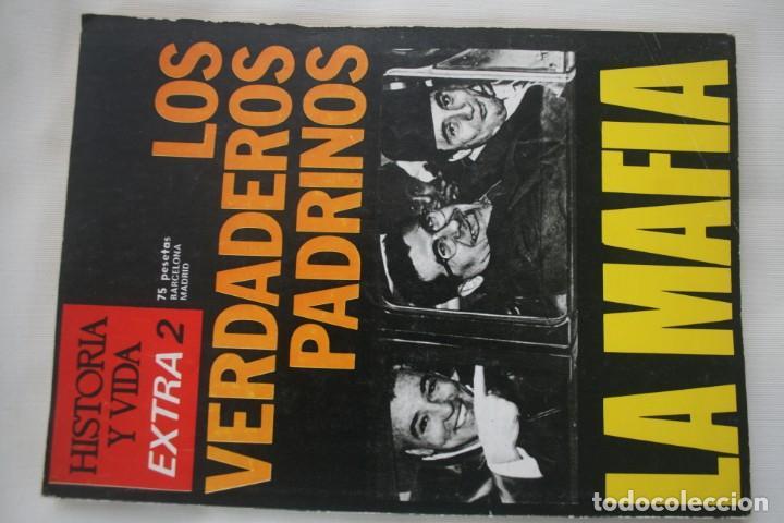 Coleccionismo de Revista Historia y Vida: REVISTA COLECCIONABLE HISTORIA Y VIDA EXTRA DEL Nº 1 AL Nº 29 - BARCELONA MADRID – 29 EJEMPLARES - Foto 3 - 204078701