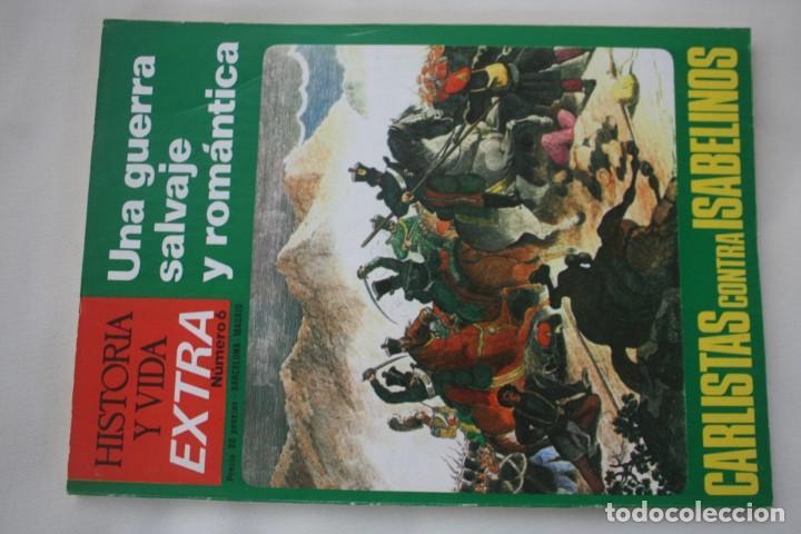 Coleccionismo de Revista Historia y Vida: REVISTA COLECCIONABLE HISTORIA Y VIDA EXTRA DEL Nº 1 AL Nº 29 - BARCELONA MADRID – 29 EJEMPLARES - Foto 7 - 204078701