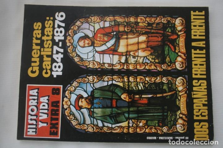 Coleccionismo de Revista Historia y Vida: REVISTA COLECCIONABLE HISTORIA Y VIDA EXTRA DEL Nº 1 AL Nº 29 - BARCELONA MADRID – 29 EJEMPLARES - Foto 9 - 204078701