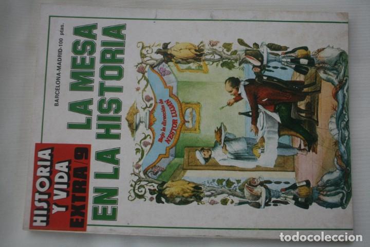 Coleccionismo de Revista Historia y Vida: REVISTA COLECCIONABLE HISTORIA Y VIDA EXTRA DEL Nº 1 AL Nº 29 - BARCELONA MADRID – 29 EJEMPLARES - Foto 10 - 204078701