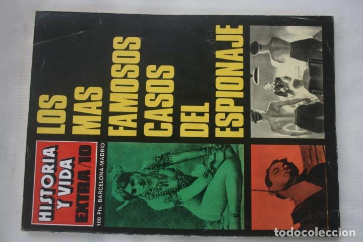 Coleccionismo de Revista Historia y Vida: REVISTA COLECCIONABLE HISTORIA Y VIDA EXTRA DEL Nº 1 AL Nº 29 - BARCELONA MADRID – 29 EJEMPLARES - Foto 11 - 204078701