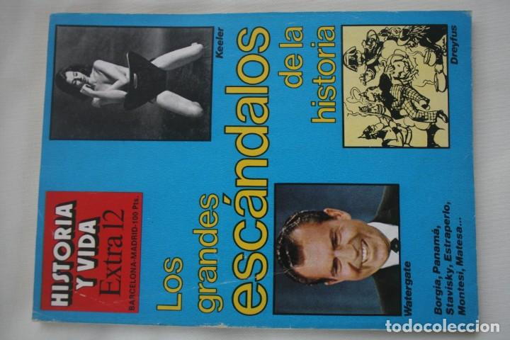 Coleccionismo de Revista Historia y Vida: REVISTA COLECCIONABLE HISTORIA Y VIDA EXTRA DEL Nº 1 AL Nº 29 - BARCELONA MADRID – 29 EJEMPLARES - Foto 13 - 204078701
