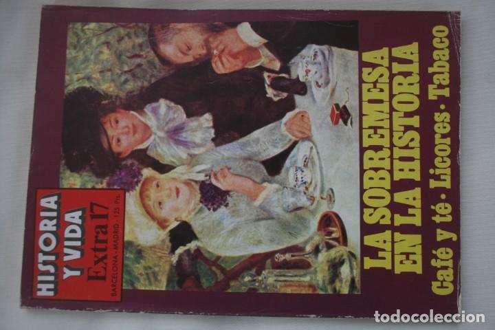 Coleccionismo de Revista Historia y Vida: REVISTA COLECCIONABLE HISTORIA Y VIDA EXTRA DEL Nº 1 AL Nº 29 - BARCELONA MADRID – 29 EJEMPLARES - Foto 18 - 204078701