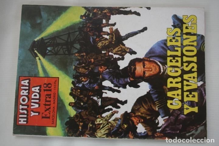 Coleccionismo de Revista Historia y Vida: REVISTA COLECCIONABLE HISTORIA Y VIDA EXTRA DEL Nº 1 AL Nº 29 - BARCELONA MADRID – 29 EJEMPLARES - Foto 19 - 204078701